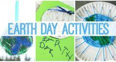 Earth Day Activities for Preschoolers