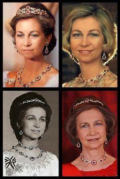 Royal Tiaras, Royal Jewels, Crown Jewels, Rey, Margarita, Queens, Royalty, Happy Birthday, Europe