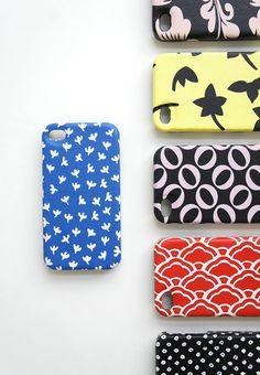 DIANE von FURSTENBERG Saffiano iPhone Case ダイアンフォンファステンバーグ ヴィンテージプリント iPhone 4ケース (12S/S)