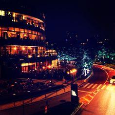 #midtown #building #road #street #roppongi #tokyo
