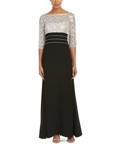 Spotted this Kay Unger Gown on Rue La La. Shop (quickly!).