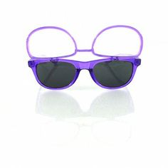 Sun glasses with flip up diffraction lenses!  Now on sale!