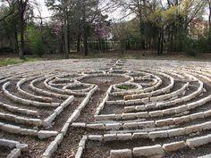 brick labyrinth