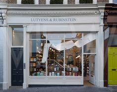 Lutyens & Rubinstein Bookshop, London