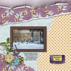 Project February - Designs By Laura Burger.  Font: Tekon Pro Cond  https://www.forever.com/products/project-february