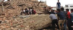 The death toll from Saturday's earthquake in Nepal has risen to more than as fears grow for the fate of people living in remote villages. The official death toll in Nepal currently stands at. Bbc News, Nepal, Himalaya, Asia, The Guardian, Tibet, Geology, Mount Rushmore, Places