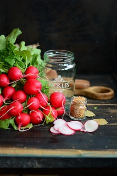 Ridichi murate – Bucătăria Familiei Mele Pickles, Table Decorations, Cooking, Kitchen, Home Decor, Canning, Decoration Home, Room Decor, Kitchens