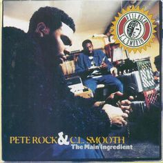 Today in Hip Hop History:Pete Rock & C.L. Today in Hip Hop History: Pete Rock & C.L. Smooth released their second album The Main Ingredient November 8 1994 I Love Music, Good Music, Music Music, Classic Hip Hop Albums, Rap City, Pete Rock, Hip Hop Lyrics, Hip Hop Classics, Best Hip Hop