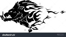 Find Wild Boar Flame stock images in HD and millions of other royalty-free stock photos, illustrations and vectors in the Shutterstock collection. Thousands of new, high-quality pictures added every day. Tribal Tattoos, Pig Hunting, Wild Boar Hunting, Hog Dog, Hunting Tattoos, Desenho Tattoo, Airbrush Art, Celtic Art, Stock Foto