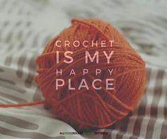 ♡♥♡♥ My Happy Place, Knit Crochet, Stitch, Knitting, Pattern, Fun Stuff, Illustrations, Cards, Tejidos