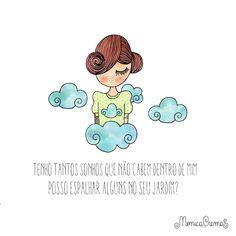 Tenho tantos sonhos que não