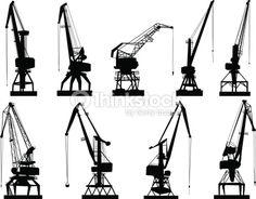 tower crane dock - Recherche Google