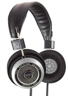 Grado SR325e Prestige Series Open Backed Headphone