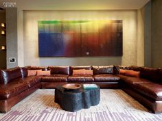 Zen and the Art of Urban Existence: Abington House Interiors by Clodagh