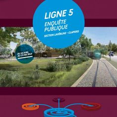 Montpellier : avis favorable pour l'enquête publique de la Ligne 5 du tramway