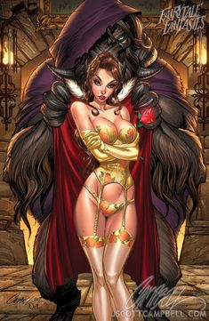 Sexy #Disney Princess #Belle