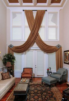 1000 images about two story drapery ideas on pinterest