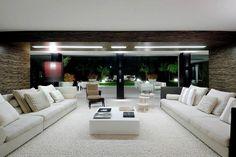 Proyecto de iluminación en vivienda particular de la Moraleja#lucesdediseño #iluminación #proyectos
