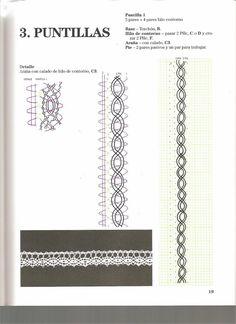 101 Picados para hacer encaje de Bolillos(Robin Lewis- wild) - rosi ramos - Picasa Web Albums