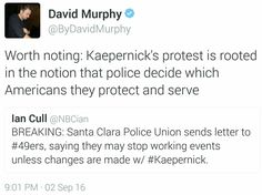 It sounds like some cops need to learn what freedom is. Do your jobs or find another profession.