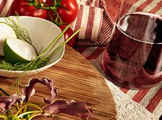 Pantone color of the year 2015, Marsala.  Looks like wine Season in a Trunk