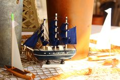 my vintage nautical baby shower