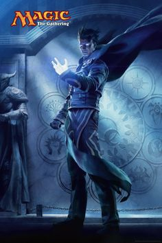 Jace, the Living Guildpact self print poster
