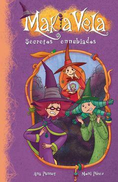SECRETOS ENNUBIADOS (MAKIA VELA 6) - Makia, Cereza y Escarlata la han vuelto a liar. Por culpa de un hechizo equivocado, Escarlata se convierte en Makia y Makia en Escarlata. Y para complicar aún más las cosas, una inmensa nube mágica cubre el cielo de Abracadabra. ¡No es una buena señal! Colócate el sombrero puntiagudo, pliega...