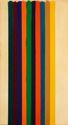 Morris Louis 1962