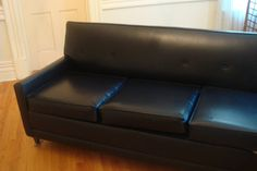 Mid Century Mad Men Sofa by MohawkValleyGeneral on Etsy