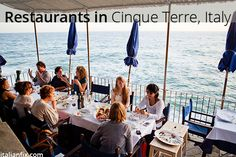 Travel Italy Beautifully  Restaurants in Cinque Terre: The Definitive List
