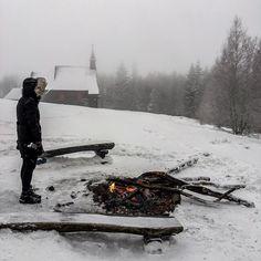 #prasiva #winter #d7200 #nikon #fire #nature #beskydy #czechrepublic #trees Czech Republic, Nikon, Trees, Fire, Winter, Instagram Posts, Nature, Outdoor, Winter Time