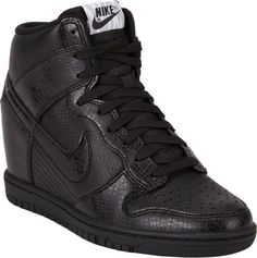 efe2dd43dbf Nike Dunk Sky Hi Sneakers at Barneys.com Nike Outfits