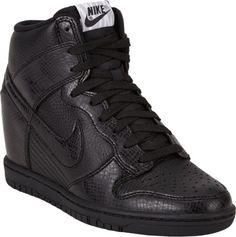 3dd7c70268f Nike Dunk Sky Hi Sneakers at Barneys.com Nike Outfits