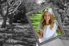 Brynlee - LDS Baptism Beauty | Megan Kelly Photodesign (shared via SlingPic)