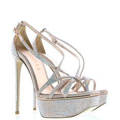 Sandales Luxe et Sandales Haut Gamme vente en ligne | Mercedeh : 6003 MICRO STR by Mercedeh Shoes