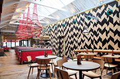 Nando's St Andrew by Fusion Design and Architecture