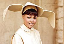 The Flying Nun.    Sister Bertrille. ( I remember that and not where I left my car keys-go figure)