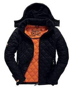 Superdry - Fuji Quilt Jacket