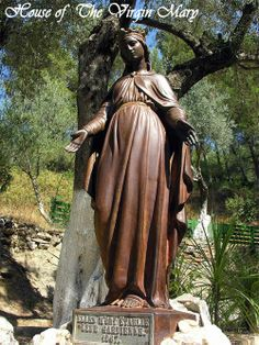 Virgin Mary House in Ephesus by TheTurkeyTours.com