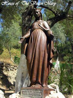 Virgin Mary House in Ephesus by TheTurkeyTours.com