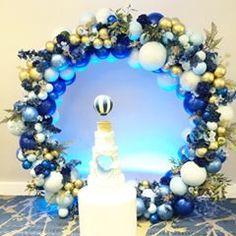 LUXE BALLOON CO 🇬🇧 (@luxe.balloon.co) • Instagram photos and videos Decoration Party, Hanukkah, Balloons, Wreaths, Photo And Video, Videos, Photos, Instagram, Pictures