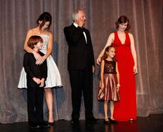 "Kate Beckinsale Photos Photos - (L-R) Brandon Bailey, actress Kate Beckinsale, actor Alan Alda, Kristin Bough, and actress Vera Farmiga arrive at the ""Nothing But The Truth"" premiere during the 2008 Toronto International Film Festival held at the The Supper Club on September 8, 2008 in Toronto, Canada. - ""Nothing But The Truth"" - Film Lounge After Party - TIFF 2008"