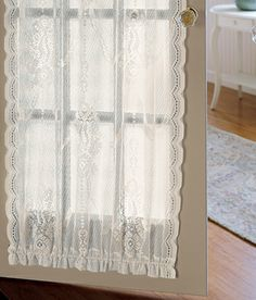 High Quality Shop For Lace, American Balmore Door Panel At Country Curtains For This And  More Window Treatments And Curtain Hardware!