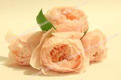Vintage inspired David Austin rose bouquet digital image for sale. Visit our Etsy boutique MooshiMode.