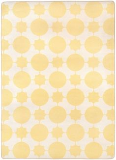 Surya Flirty Collection in Pale Yellow Yellow Rug, White Rug, Mellow Yellow, Color Yellow, Colour, Dark Gray Sofa, Childrens Rugs, Floor Cloth, Contemporary Area Rugs