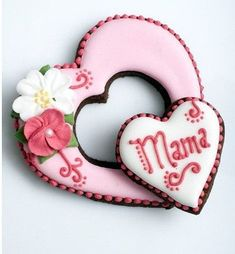 Más de 1000 ideas sobre Torta Del Día De Las Madres en Pinterest ...