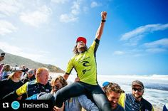 Matt Wilkinson wins Bells and builds an unexpected case to win the 2016 World Title; full story on theinertia.comLink in our bio. : Sloane | @wsl  #ripcurlpro #bellsbeach #victoria #australia #mattwilkinson by 77ariani http://ift.tt/1KnoFsa