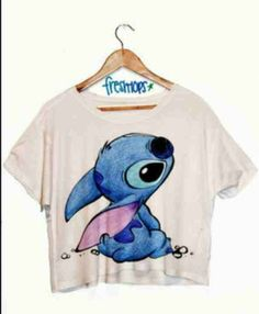 Stitch tee from fresh tops
