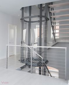 Glass Cable Elevator - Octagonal - Elevators | Nationwide Lifts